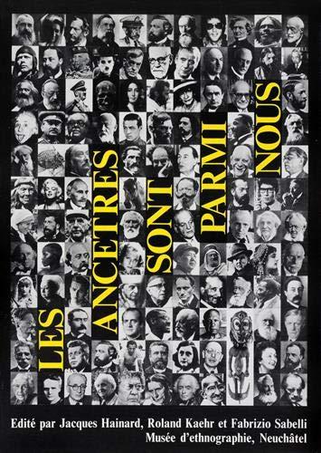 9782880780104: Les Ancetres sont parmi nous (French Edition)