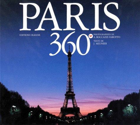 9782880861766: Paris 360 Degrees -- American Edition