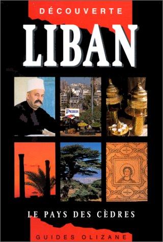 Liban Guide Olizane Découverte