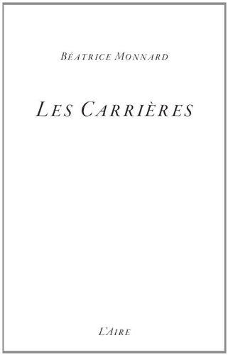 9782881089329: Les Carri�res