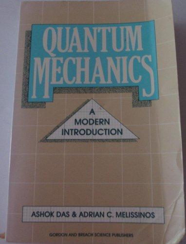 9782881240522: Quantum Mechanics: A Modern Introduction