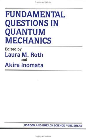 9782881240584: Fundamental Questions in Quantum Mechanics