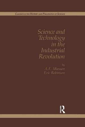 9782881243820: Science and Technology in the Industrial Revolution