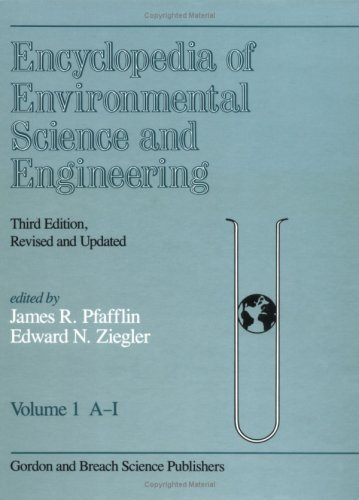 9782881245046: Encyclopedia of Environmental Science and Engineering (2 Vol. Set)