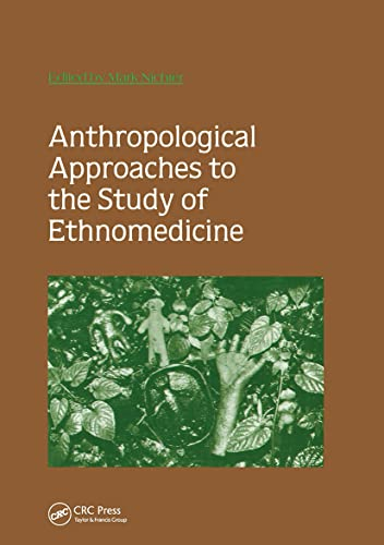 9782881245305: Anthropological Approaches to the Study of Ethnomedicine (Health, Society & Culture)