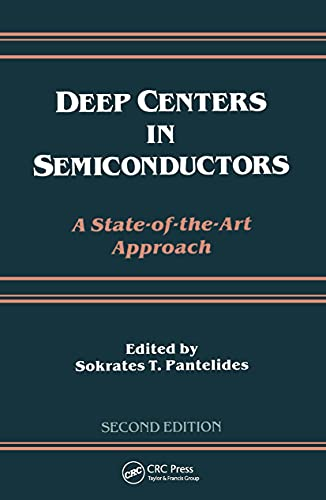 9782881245626: Deep Centers in Semiconductors