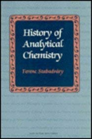 9782881245695: History/Analytical Chemistist (Classics in the History & Philosophy of Science)