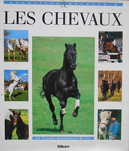 9782881430749: Les chevaux