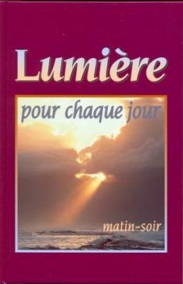 9782881500435: LUMIERE POUR CHAQUE JOUR MATIN ET SOIR