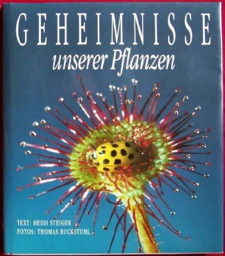 9782881681677: Geheimnisse unserer Pflanzen.