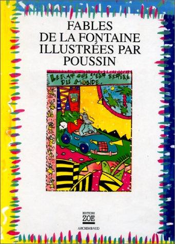 9782881822582: Les fables de La Fontaine