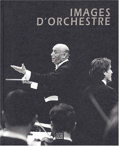 Images d'orchestre. Instants de l'OSR: Pierre-Alain Ferrazzini, Diane