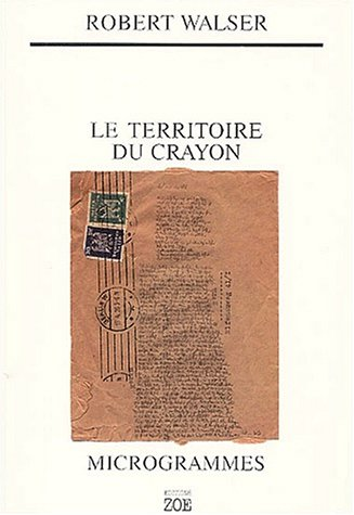 9782881824715: Le Territoire du crayon : Microgrammes