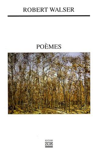 9782881826252: Poèmes : Edition bilingue français-allemand