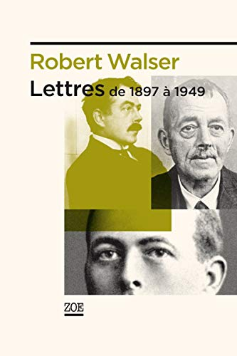 9782881828829: Lettres (1897-1949)