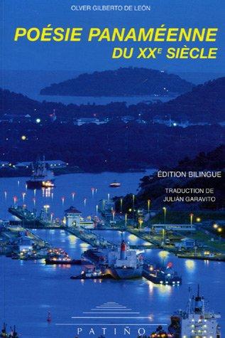 9782882130419: Poésie panaméenne du XXe sièle : Edition bilingue français-espagnol