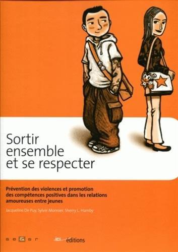 9782882240866: Sortir ensemble et se respecter : prévention des violences et promotion des compétences