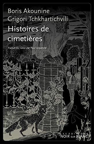 9782882503350: Histoires de cimetieres