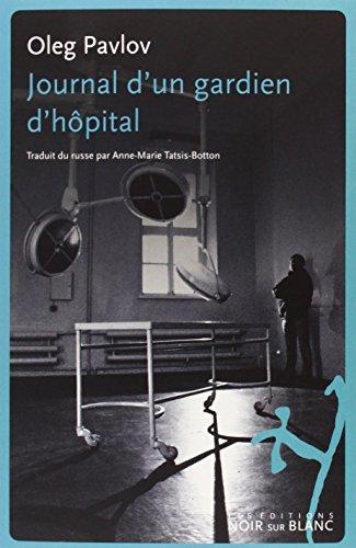 9782882503664: Journal d'un gardien d'hôpital