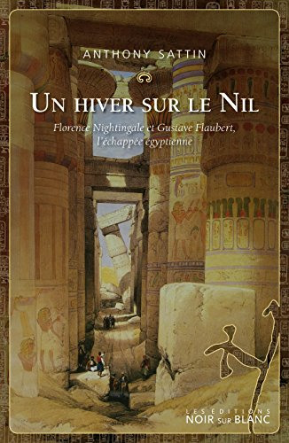 HIVER SUR LE NIL -UN- FLORENCE NIGHTINGA: SATTIN ANTHONY