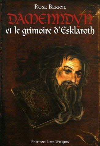 9782882533142: Damenndyn et le grimoire d'Esklaroth