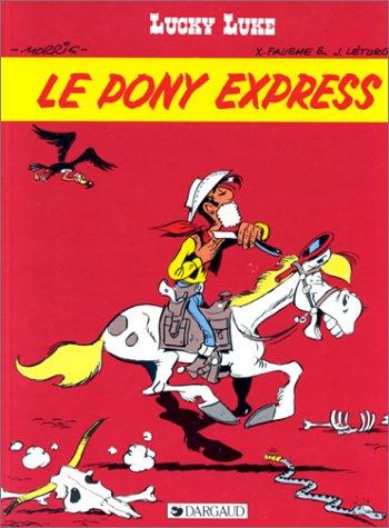 Lucky luke, n° 59 : Le pony: Morris, Jean Léturgie