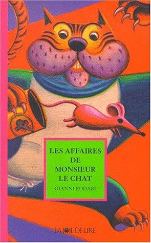 9782882581822: Les Affaires de monsieur le chat