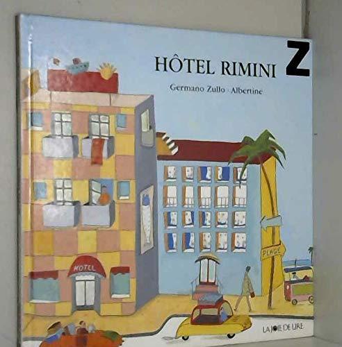 9782882582157: Hôtel Rimini
