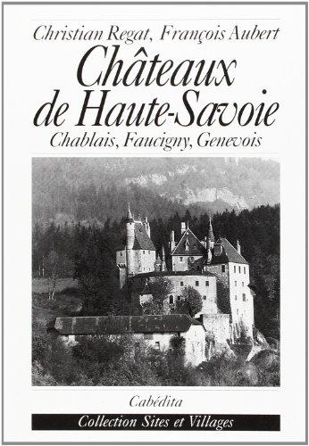 9782882951175: Châteaux de Haute-Savoie