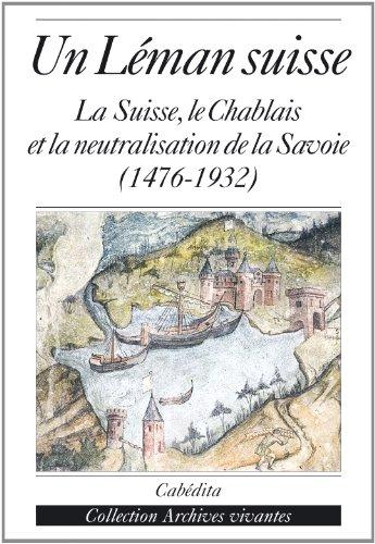 LEMAN SUISSE -UN- SUISSE CHABLAIS NEUTRA: DELALOYE GERARD