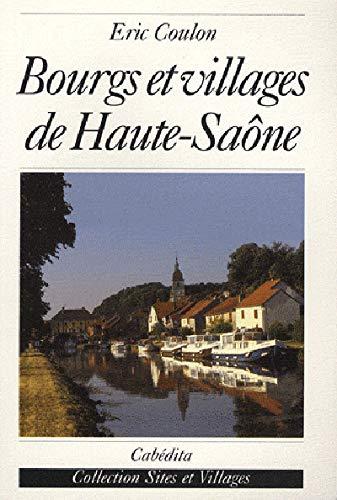 9782882954183: Bourgs et villages de Haute-Saône