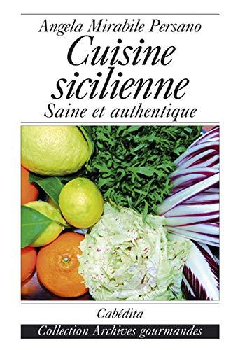 9782882954855: cuisine sicilienne, saine et authentique