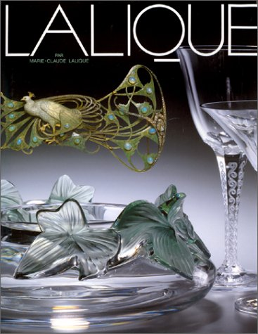 Lalique (French and English Edition): Lalique, Marie-Claude