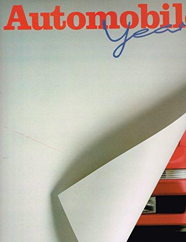 AUTOMOBILE YEAR 1989/90: Hodges, David, editor