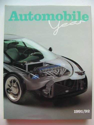 AUTOMOBILE YEAR 1991/92 NO. 39: Norris, Ian, editor