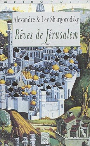 9782883400443: Rêves de Jérusalem