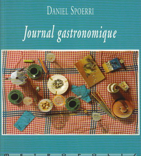 9782883400849: Journal gastronomique (Collection La cuisine de mes souvenirs) (French Edition)