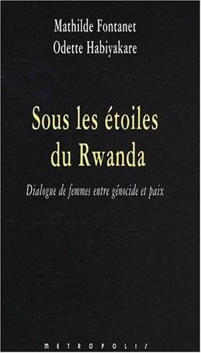 9782883401747: Sous les étoiles du Rwanda
