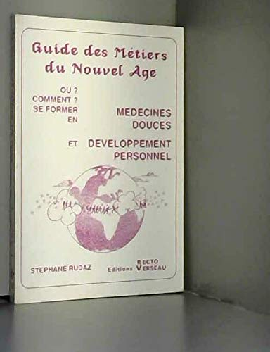 9782883430105: Guide des métiers du Nouvel Âge