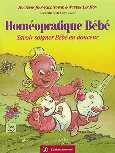 9782883531369: Hom�opratique b�b� : Savoir soigner b�b� en douceur