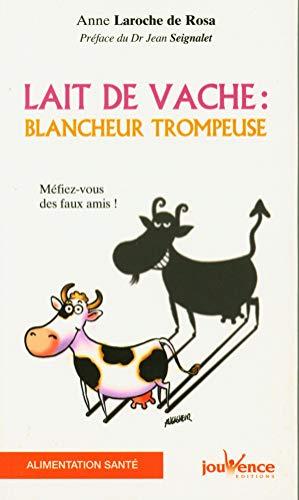 9782883531444: Lait de vache : Blancheur trompeuse