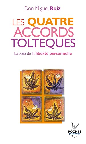 9782883534612: Les Quatre Accords Tolteques (French Edition)
