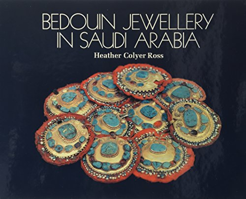 9782883730021: Bedouin Jewellery in Saudi Arabia