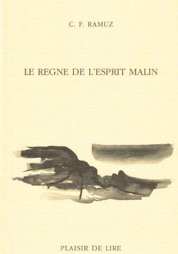9782883870123: Le Règne de l'esprit malin