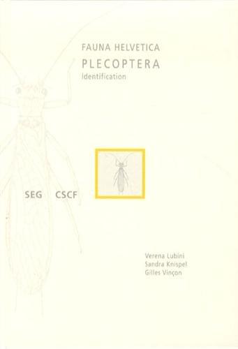 9782884140409: Les pl�copt�res de Suisse : Identification et distribution