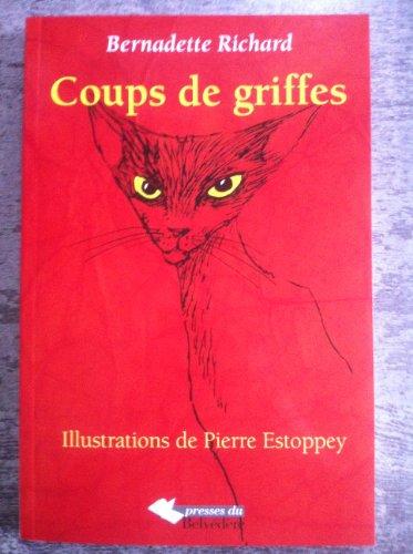 9782884191258: Coups de Griffes
