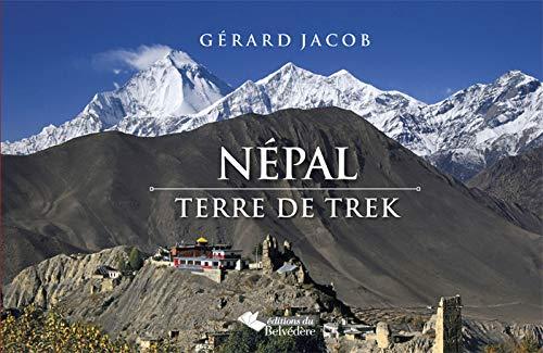 9782884192545: Nepal terre de Trek