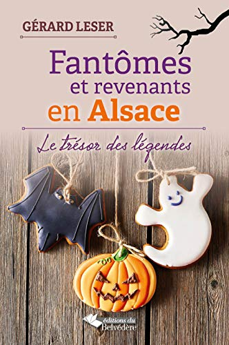 9782884193658: Fantomes et Revenants en Alsace