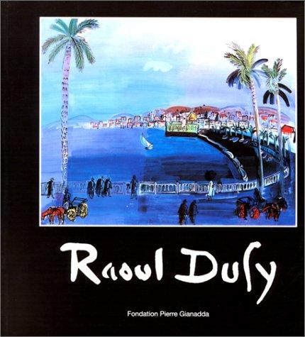 9782884430401: Raoul Dufy . Séries et séries noires