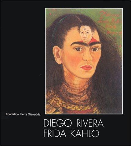 9782884430463: Diego Rivera et Frida Kahlo, 1998, Français-Anglais